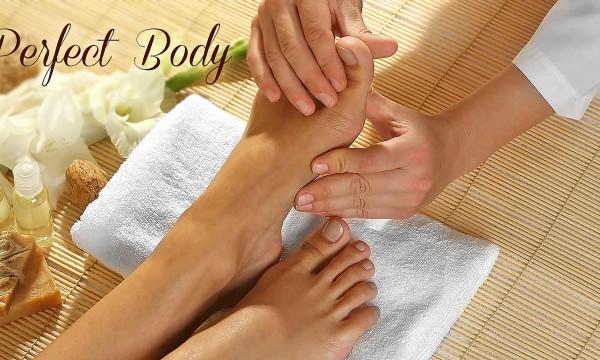 92dfaaa30 Reflexná masáž chodidiel v salóne Perfect Body | ZlavoveKupony.sk