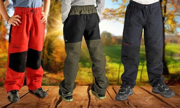 4fecfec26d69 fotka zľavy Deti potrebujú pri turistike kvalitné oblečenie ešte viac ako  dospelí. Zakúpte svojim malým · Detské nohavice a mikiny Benesport