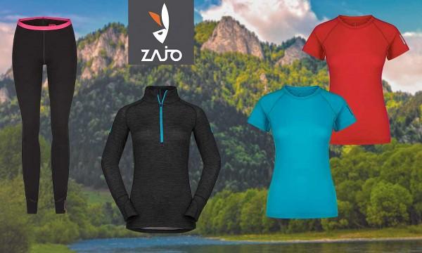 c0e1df015e39 fotka zľavy Dámske merino oblečenie od značky ZAJO je vhodné aj do tých  najnáročnejších podmienok.