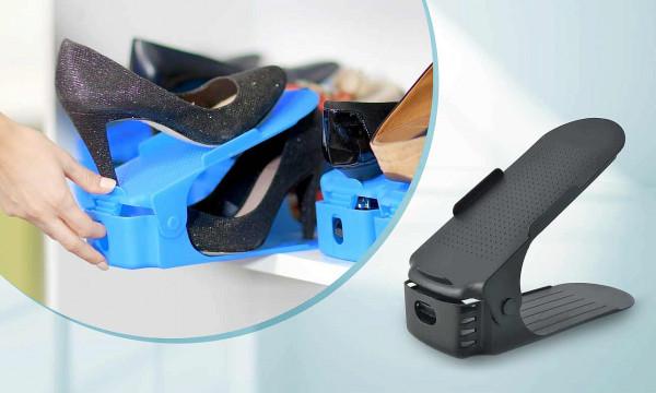9bc774b27d fotka zľavy Rozhádzané topánky a prepchaté skrine