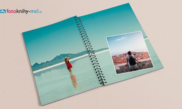 52a20290ba fotka zľavy Dajte si vaše najkrajšie okamihy zviazať do originálnej fotoknihy  s krúžkovou väzbou. Obohaťte